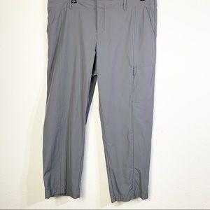 Kirkland Signature Pants - Kirkland Signature Ankle Length Travel Pant Grey